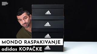Raspakovali smo adidas Hard Wired kopačke koje nose Mesi, Salah, Luka Jović! I MONDO RASPAKIVANJE