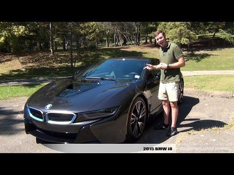 Review: 2015 BMW i8