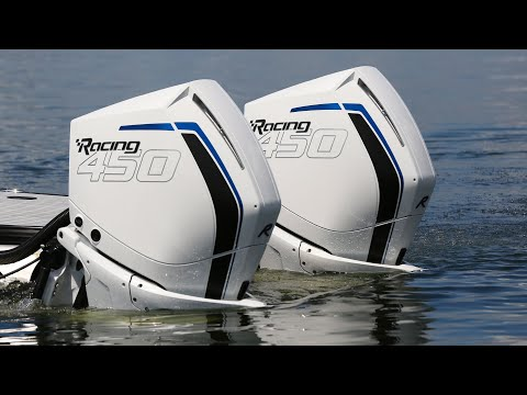 Forest River Marine - Trifecta Twin Mercury 450R (Pontoon With 900 Horsepower)