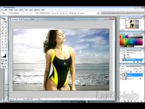 Video thay quần áo -trong suốt- với Photoshop.flv