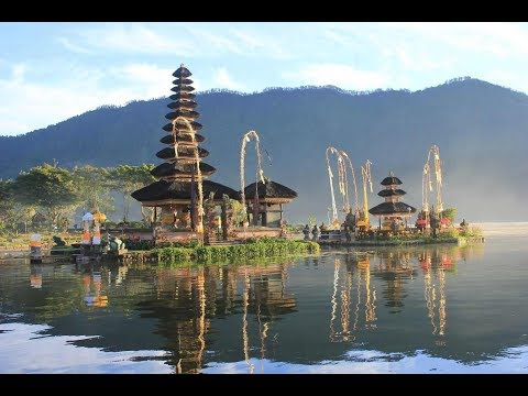 1 HOUR Beautiful Balinese Gamelan for Relaxing Music, Nature music, meditation music