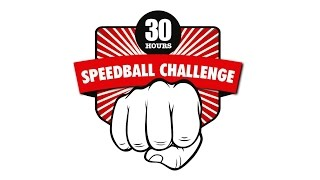 Official Guinness World Record - 30 Hour Speedball Challenge