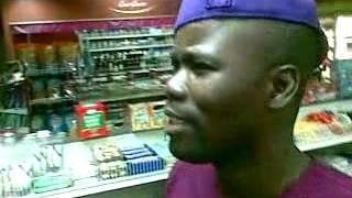 Drunk African Man (FUCK REE TV)