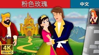 粉色玫瑰 | 睡前故事 | 中文童話