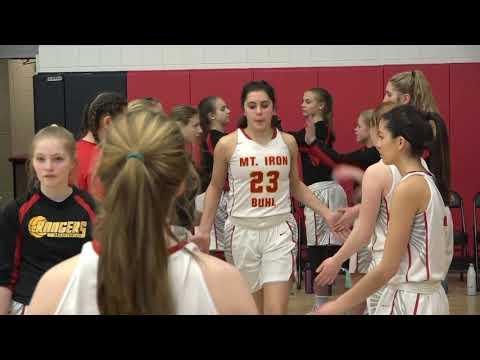 High School Girls Basketball: Mountain Iron-Buhl vs. Maranatha Christian Academy