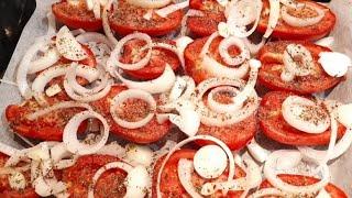 Közlenmiş Domates Çorbası - Hülya Ketenci - Çorba Tarifleri