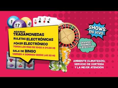 Bingo Golden Palace - VERANO 2018