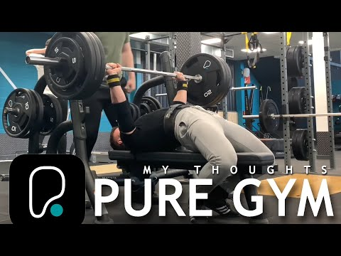 My FIRST Day At PURE GYM! - Is It Worth It?