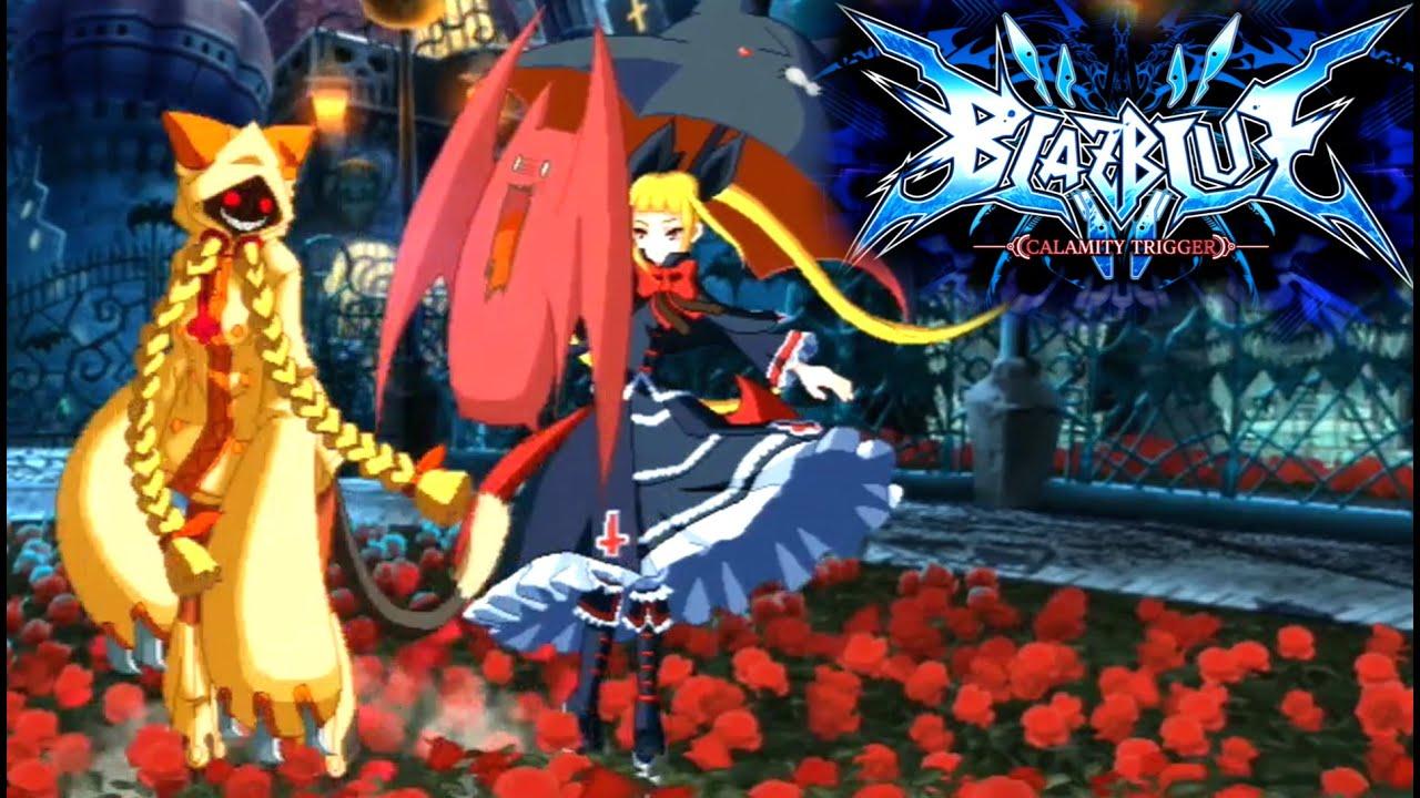 BlazBlue: Calamity Trigger     (PS3)