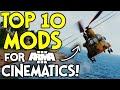 - TOP 10 MODS FOR ARMA 3 CINEMATICS!  ► GCam + NoHaze + Blastcore & More Featuring Viper1Zero!