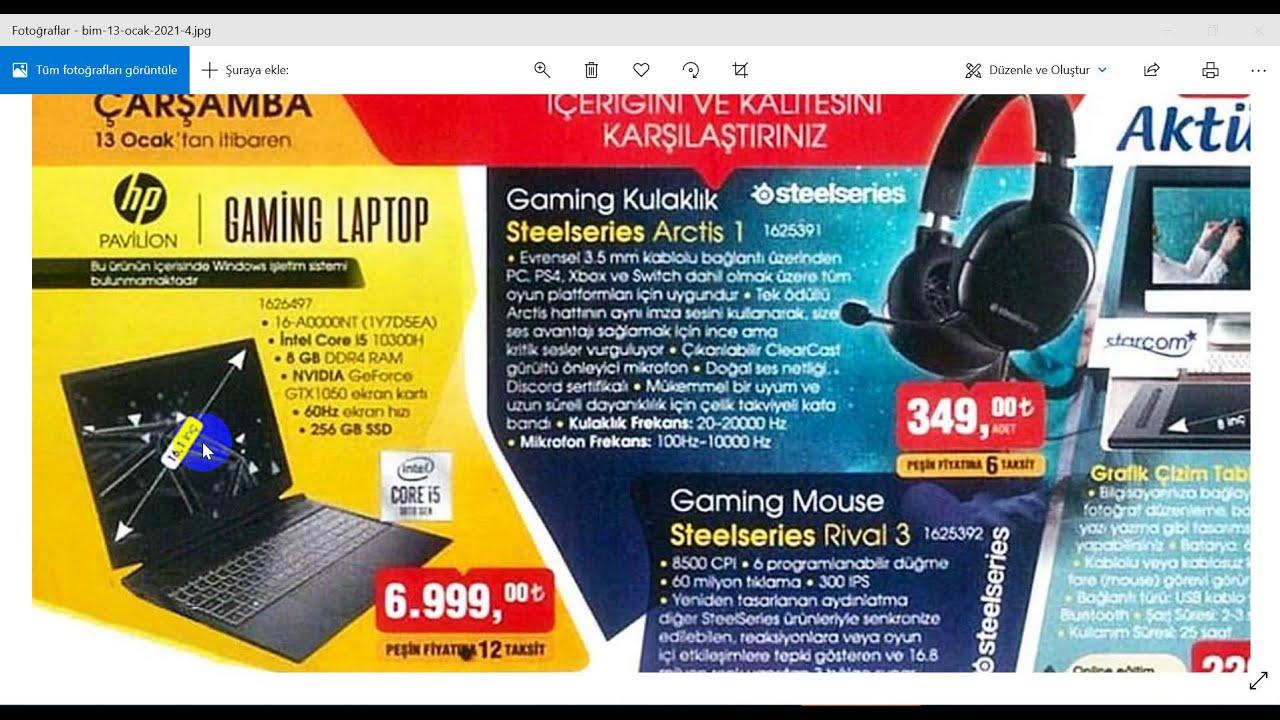 BİM HP Pavilion 16-a0000nt Gaming Laptop Çocuklar İçin alınır mı?( Karşılaştırmalı incelemesi)