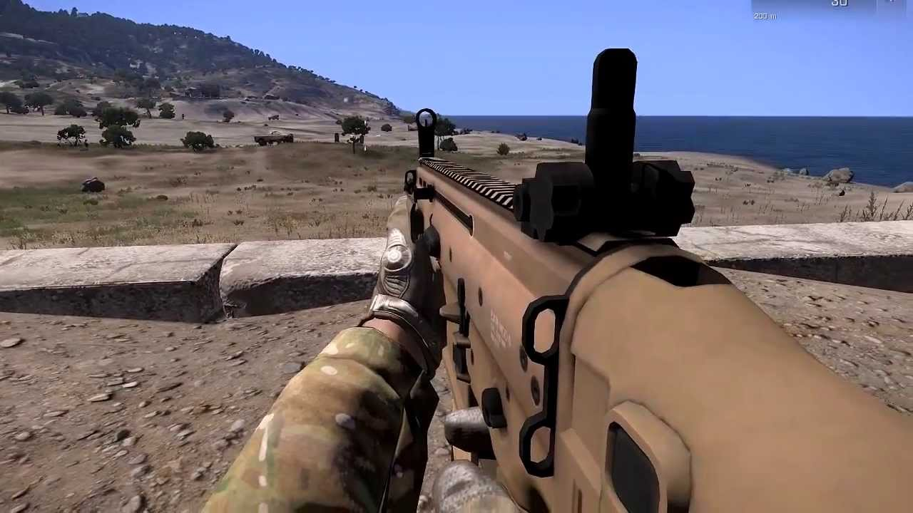 Scope Mod A3 - Weapons - Armaholic