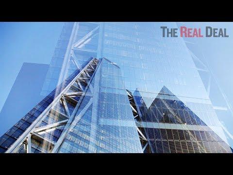 Inside 3 World Trade Center
