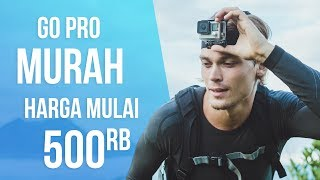 Wajib Punya! 5 Action Camera 4K Harga di Bawah 1 Juta