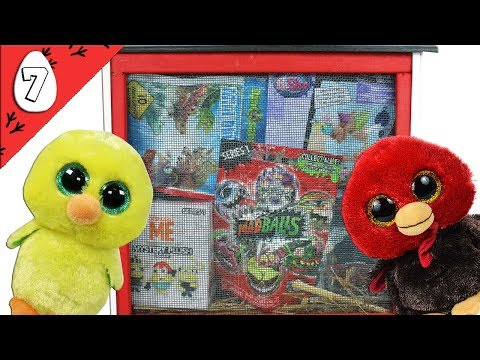 Blind Bag Chicken Coop #7 - Mad Balls, LPS, Despicable Me Mystery Plush, Trolls, Stranger Things