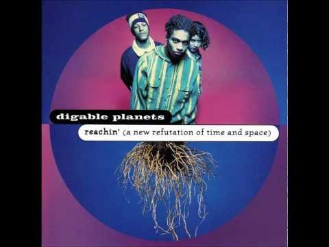Digable Planets - It's Good To Be Here