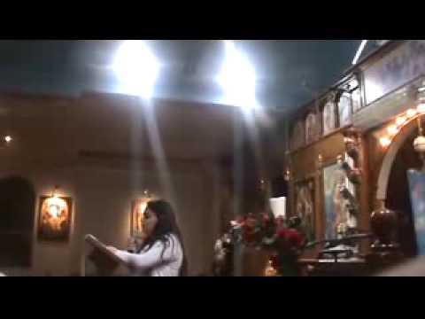 A prayer for Mary Sameh George martyr for Christ Cross Adelaide Australia