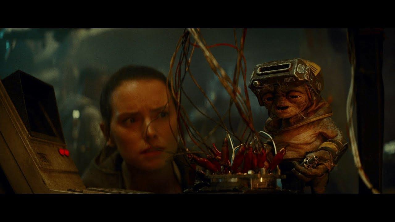 Star Wars : L'Ascension de Skywalker - Extrait : Babu Frik et C3PO (VOST)