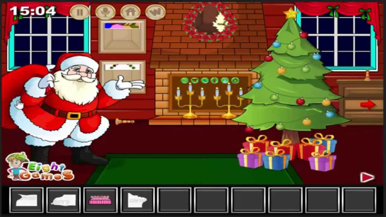 Escape Christmas Room Walkthrough