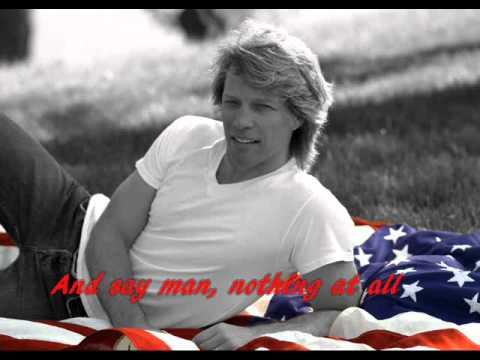 Bon Jovi Miss Fourth Of July Lyrics
