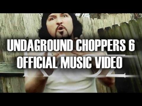 Dj Lil Sprite  Undaground Choppers 6   Music  2017
