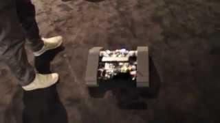 Jetson TK1 Based Robots - GTC 2015