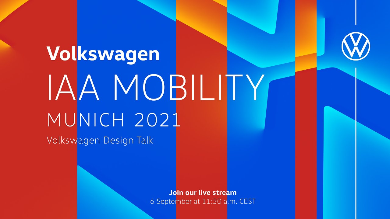 #IAA21: Trực tiếp toạ đàm Volkswagen Design - Trò chuyện với trưởng bộ phận thiết kế Jozef Kabaň