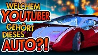 WELCHEM YOUTUBER GEHÖRT DIESES AUTO? thumbnail