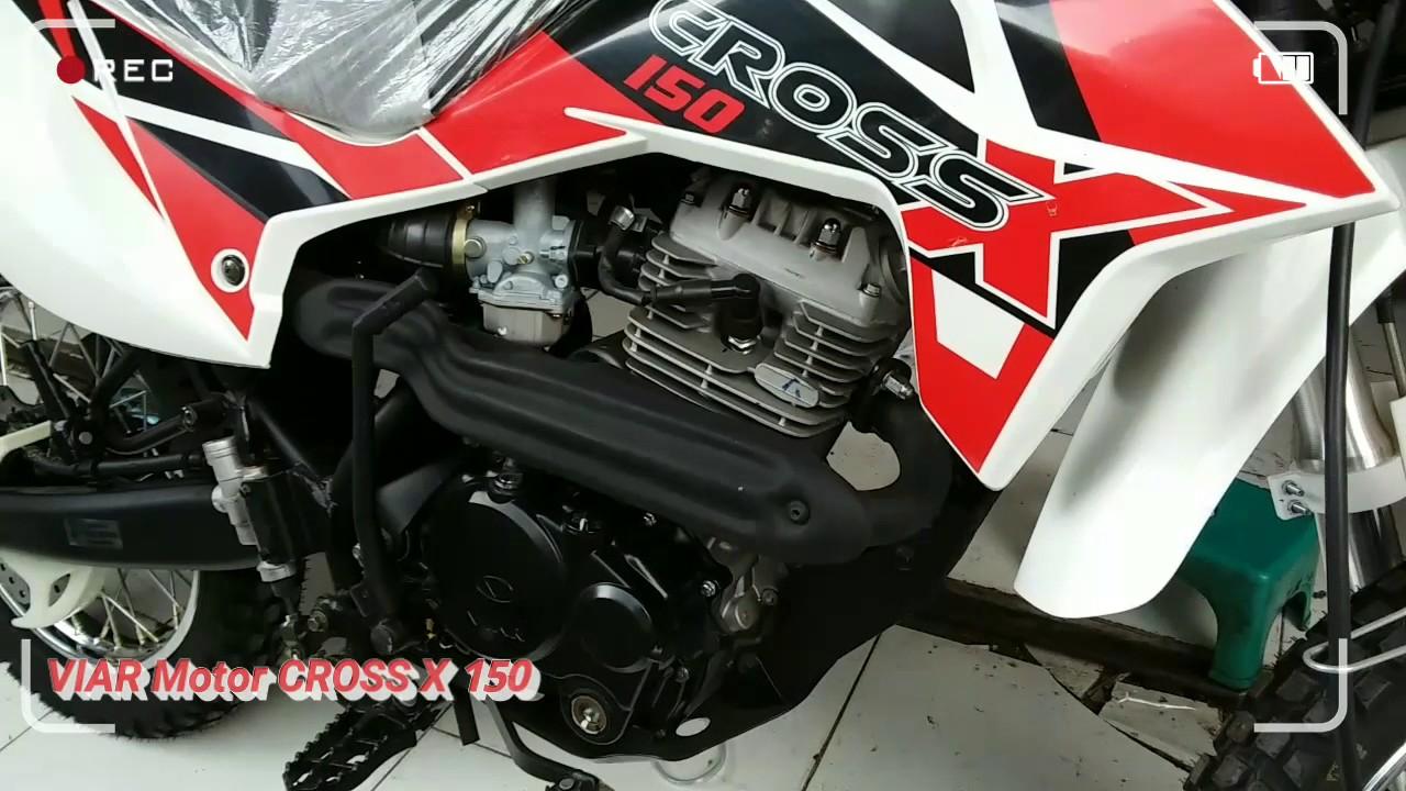 Viar Motor Cross X 150 New 2017 Review Singkat Indonesia