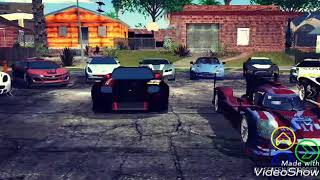 Gta sa android only 200 mb sport car mod pack 😍😎