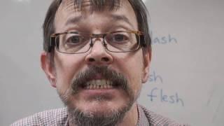 FLASH vs FRESH vs FLESH pronunciation  영어공부 영어발음 이익훈어학원강남