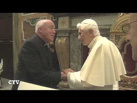 Rev. Brian E. Daley, S.J., Awarded Ratzinger Prize for Theology