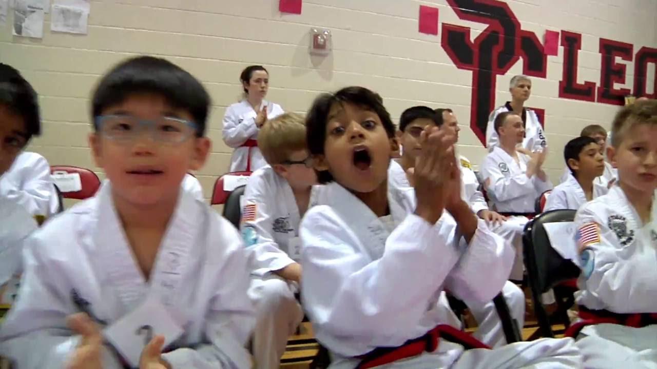 white tiger taekwondo - 1280×720