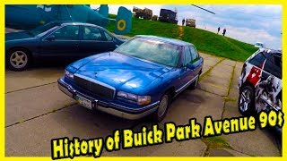 History of American Classic Cars Buick Park Avenue First Generation (1991–1996)