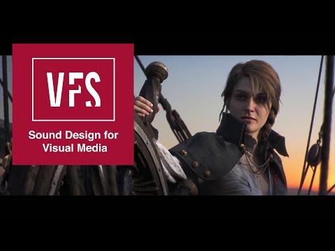 Skull and Bones Trailer - Vancouver Film School (VFS)