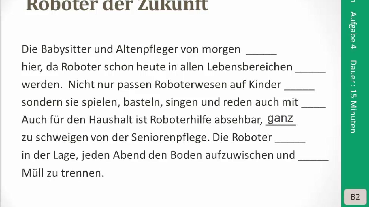 b2 german test sample pdf