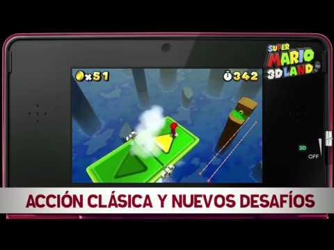 Super Mario 3D Land Trailer Oficial 2011 (3DS)