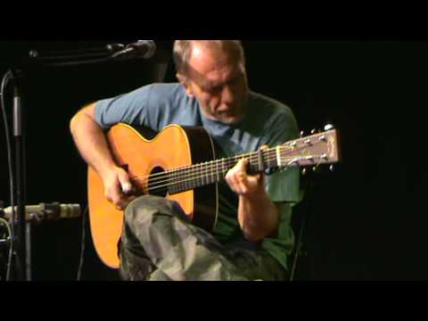 Great guitar playing Peter Ratzenbeck