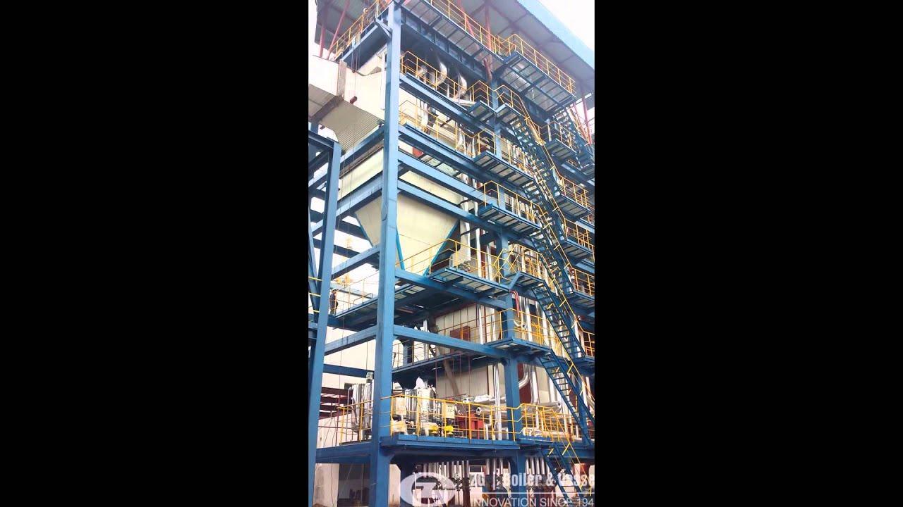 8 ton waste heat steam boiler waste heat recovery boiler project