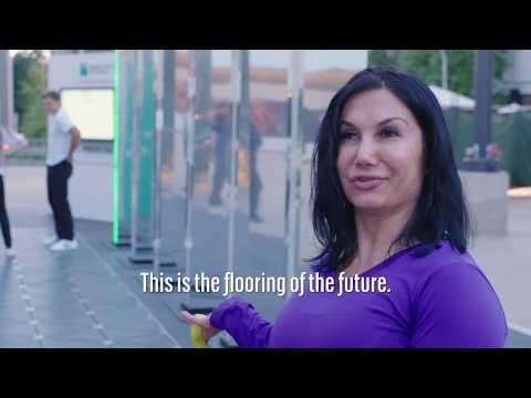 Powering the change with Pavegen in 4 cities