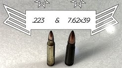 .223 & 7.62X39 - Explained Briefly (HD)