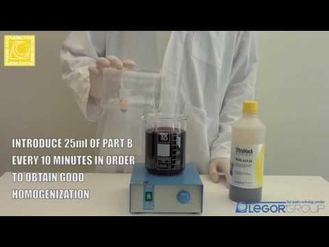 Black Ruthenium Plating Solution - RU5BLACK-X