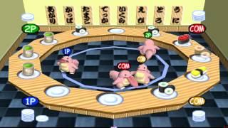 Pokémon Stadium - Sushi-Go-Round