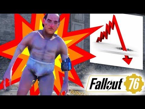 Así se derrumba una empresa 👉 Fallout 76