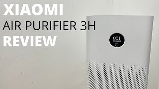 Xiaomi Air Purifier 3H Review [In-depth and noise test!]