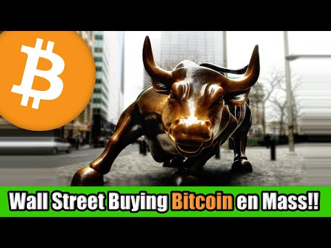 BREAKING: Wall Street Just Made a MASSIVE INVESTMENT in Bitcoin AGAIN in October 2020!