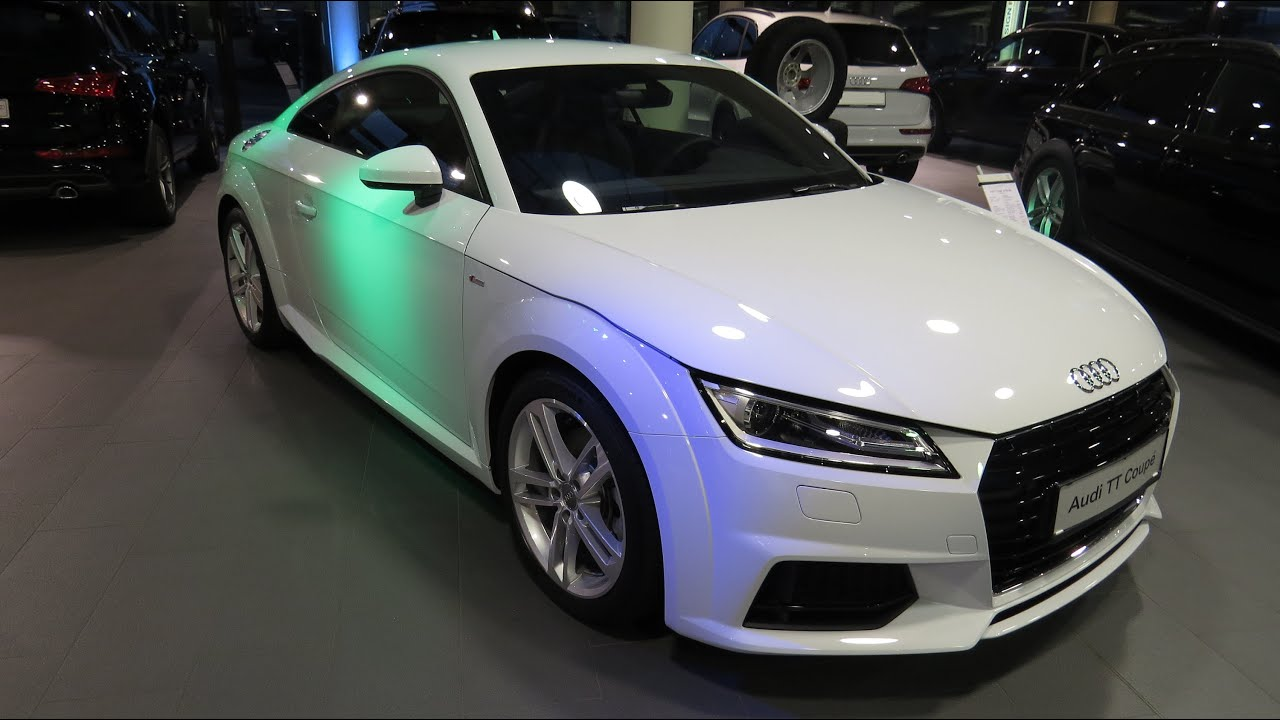 2015 audi tt coupe s line 2 0 tdi ultra youtube. Black Bedroom Furniture Sets. Home Design Ideas