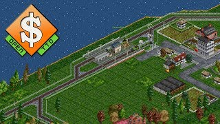 OpenTTD Part 1: Hooray For 90's Graphics!