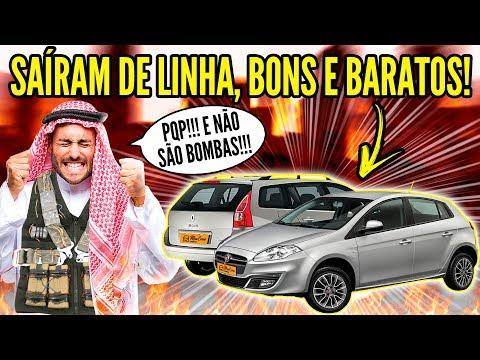 CARROS FORA de LINHA BONS e BARATOS pra COMPRAR HOJE!