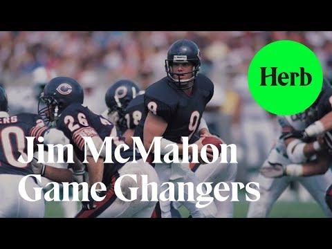 Jim McMahon: Medical Marijuana helped him get off Narcotic Pain Pills   Game Changers